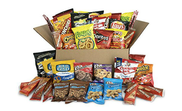 Ultimate Snack Care Package
