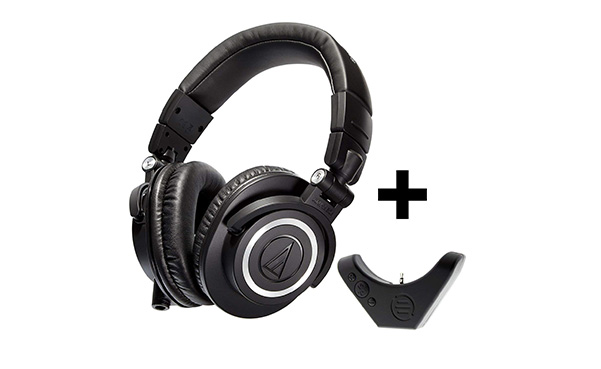 Audio-Technica Studio Monitor Headphones