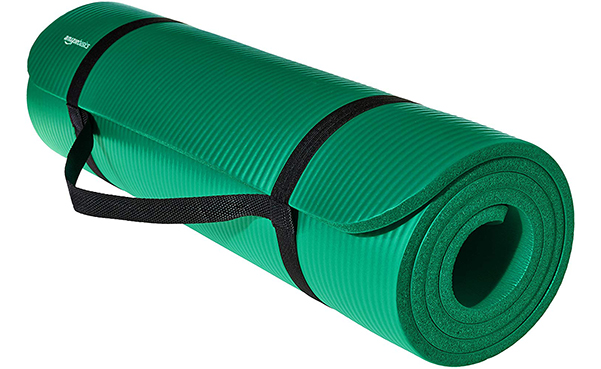 AmazonBasics Extra Thick Exercise Mat