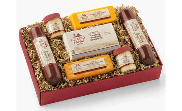 Hickory Farms Beef Hearty Hickory Gift Box
