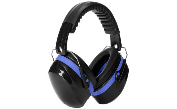 AmazonBasics Noise Reduction Safety Earmuffs