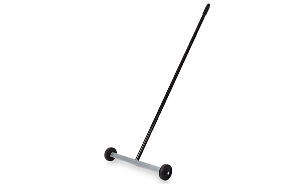 Master Magnetics Sweeper with Wheels