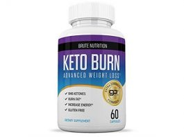 Brute Nutrition Keto Weight Loss Supplement