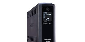CyberPower Intelligent LCD UPS System