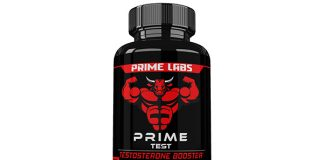 Prime Labs Men's Testosterone Booster Supplements