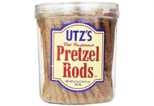Utz Old Fashioned Pretzel Rods