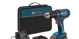 Bosch Power Tools Drill Driver Kit