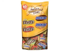 Peanut & Peanut Butter Lovers Candy Variety Mix