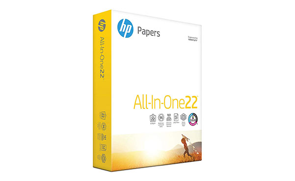 HP Printer Paper, All In One22