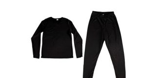 Men's Thermal Base Layer Set, 2-Count
