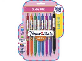Paper Mate InkJoy Ballpoint Pens, 8-Count