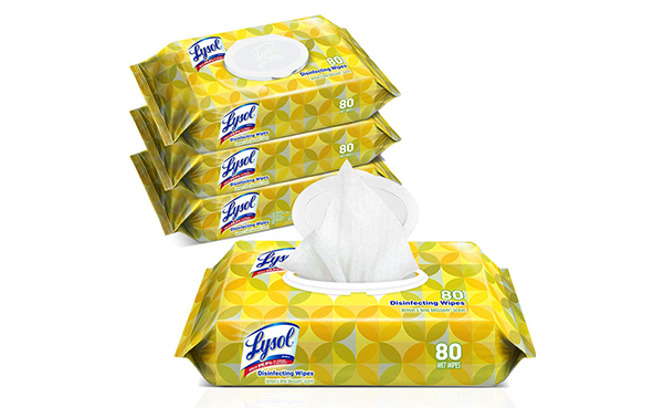 Lysol Handi-Pack Disinfecting Wipes