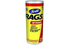 Scott Rags White Paper Towels